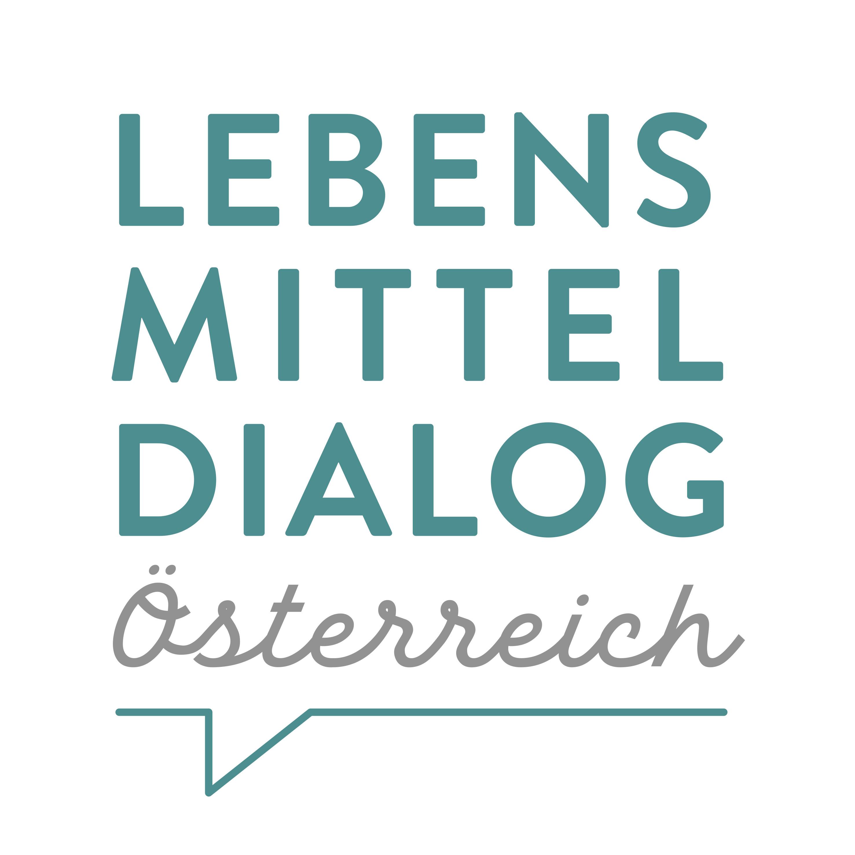 Lebensmitteldialog Österreich